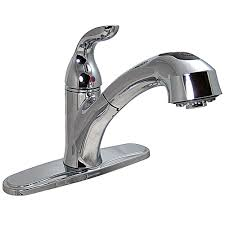 Rv Kitchen Faucet 8 Pull Out Kitchen Faucet Chrome Valterra Pf231341 Faucets