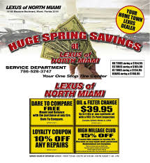 lexus tires coupons lexus of north miami u2013 lexus news and offers
