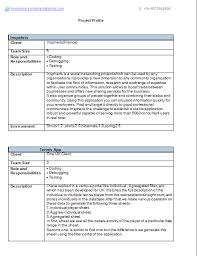 java resume sle programmer resume sle senior java developer resume with
