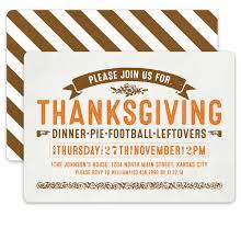 Dinner Party Agenda - thanksgiving party invitations menu dinner thanksgiving creative