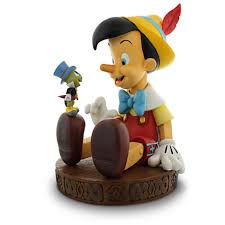 your wdw store disney medium figure statue pinocchio and