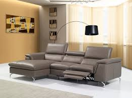 reclining sectional sofas with chaise serena reclining sectional sofa by j u0026m furniture 2 685 00