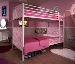 colorful striped pattern bed frame headboard footboard bedroom