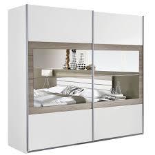 Schlafzimmer Komplett Bett 140x200 Rauch Schlafzimmer Tarragona Bett 140x200 Cm Eiche Sanremo Weiß