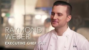 daniel boulud goes into the kitchen at cut by wolfgang puck youtube