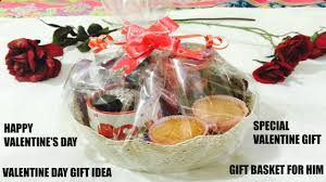 s day basket how to make gift basket for birthday 4 him s day gift