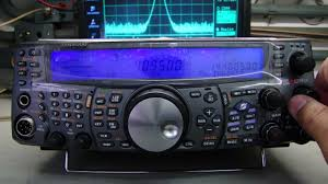 kenwood ts 2000 all band all mode transceiver test alpha