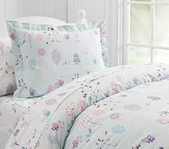 Best 20 Girls Twin Bedding by Birdies Duvet Cover Pottery Barn Kids Pertaining To Amazing