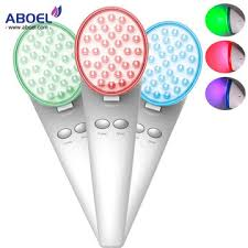 led light therapy system china 3 in 1 led light therapy system beauty equipment for face skin