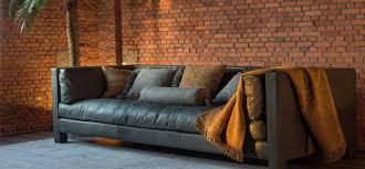 canapé cuir naturel salons et chaises domozoom com