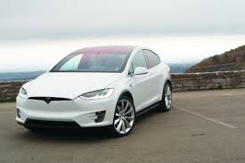 tesla 2016 tesla model x review roadshow