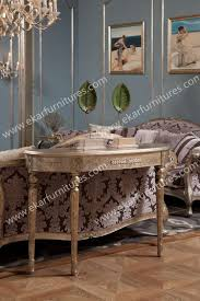Entrance Table by Sale Entrance Rococo Style Wooden Console Table With Mirror