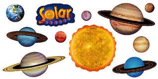 solar system 2 sided classroom decorations primary school