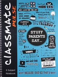 classmate books online classmate premium 6 subject notebook