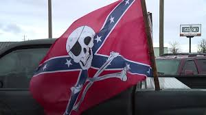 Black Guy With Confederate Flag Nc Man Who Surrounded Yard With Confederate Flags Jailed For