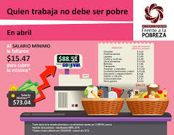 cuanto es salario minimo en mexico2016 quien trabaja no debe ser pobre animal político