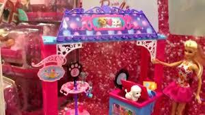 my new magical barbie doll house barbie dream house doll dream
