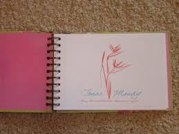 wedding registry books mandy s welcome books pics wedding registry wedding gift bags