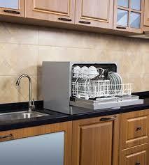Countertop Dishwasher Faucet Adapter 5 Best Countertop Dishwashers Reviews Of 2017 Bestadvisor Com