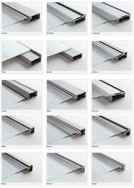 kinds of kitchen cabinets 15 kinds of modern kitchen cabinet glass doors frame parts detail