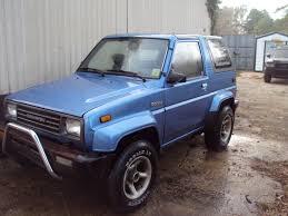 jeep daihatsu daihatsu rocky 2499527