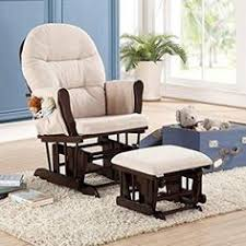 Baby Relax Glider And Ottoman Espresso Baby Relax Raegan Glider Rocker And Ottoman Set Gray Nursery