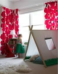rideau pour chambre fille rideau chambre d enfant décoration de maison contemporaine
