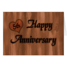 5 year wedding anniversary gift ideas happy 5th wedding anniversary gifts happy 5th wedding