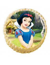 1 5kg snow white photo cake