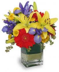 newport florist colors on parade flower arrangement in newport pa s flower