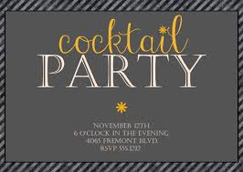 cocktail party invitation cocktail party diy invite party
