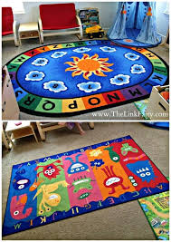 Kid Area Rug Play Area Rugs Carpets For Living Room Children