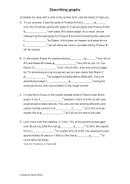 describing graphs time phrases and verb and adverb extension workshee u2026