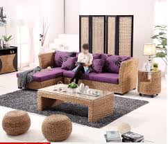 Wicker Indoor Sofa Wicker Furniture Seagrass U0026 Rattan Furniture Indoor U0026 Grarden