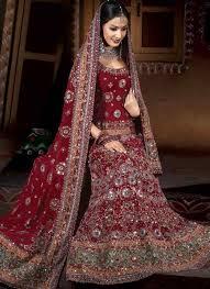 Red Bridal Dress Makeup For Brides Pakifashionpakifashion Tips To Choose Pakistani Clothes For Wedding Pakifashionpakifashion