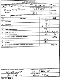 outage report template fm 10 67 1 chapter 3 da form 3853 3 outage gage sheet using outage tape and bob