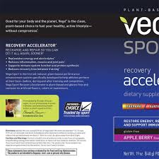 amazon com vega sport post workout recovery accelerator apple