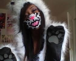 bead masks kandi mask bead myself spirit my next projects
