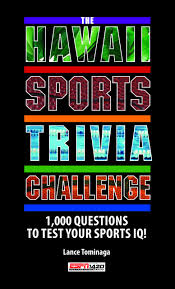 Challenge Used The Hawaii Sports Trivia Challenge Used Condition Fair