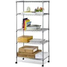 Kitchen Metal Shelves by Wire Storage Racks Rolling Shelves Organizer Standing Shelf