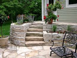 how we use natural stone to enhance your landscape yardmasters