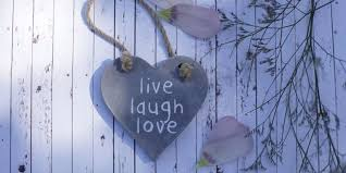 live love laugh this is the origin of live laugh love
