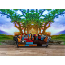 3d Wallpaper For Home Wall India by Buy Large Size Modern 3d Nature Wallpaper For Walls Online