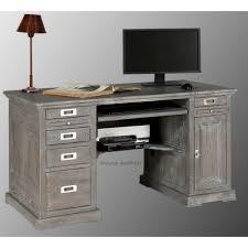 bureaux informatique bureaux en bois massif de qualité shopping meubles
