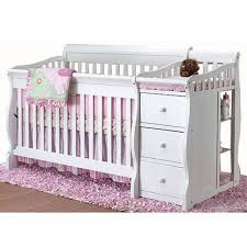 Sorelle Princeton 4 In 1 Convertible Crib Sorelle Princeton 4 In 1 Convertible Crib And Changer White