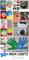 halloween pages to print and color craft impaired cheap toddler crafts halloween masks to print and