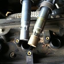 hyundai sonata spark plug evidence maintenance repairs car