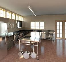 Stainless Steel Kitchen Island With Seating Stainless Steel Kitchen Prep Table And Pertaining To Island Decor