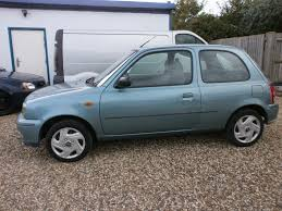 nissan micra top speed used 2001 nissan micra vibe s 16v 3dr 1 0 150 car tax low