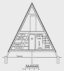 simple a frame house plans free a frame house plans paleovelo com